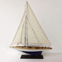 Rainbow Model Boat