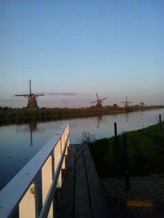 Molens van Kinderdijk - Nederland