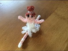Rainbow Loom Nederlands, Ballerina Girl - YouTube