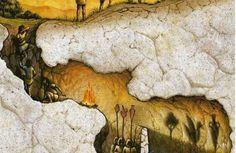 El mito de la caverna de Platón: la dualidad de nuestra realidad | lamenteesmaravillosa.com