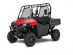 atvs utvs snowmobiles: New 2017 Honda Pioneer 700 2 Seat Sxs700 4X4 Red Blowout Sale No Hidden Fees! -> BUY IT NOW ONLY: $9898 on eBay!