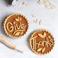 Wow! Send a Message-in-a-Pie | CookingLight.com