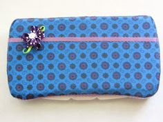 How to make a wipes case cover.    #diy #baby