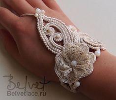 Ravelry: Indian style boho bracelet pattern by Victoria Belvet