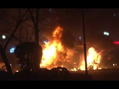 Ankara blast: Immediate aftermath of Guven Park explosion - YouTube