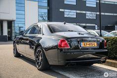 Rolls-Royce Ghost Series II Black Badge 5