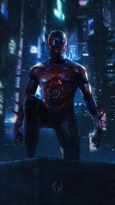 Spiderman Future IPhone Wallpaper - IPhone Wallpapers