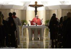 #Homily #PopeFrancis at Santa Marta: Servants of the Kingdom | Vatican Radio (February 5, 2015)