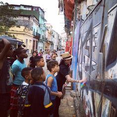 Meme, Delvs and Nicole Salgar in Cuba | FEW AND FAR