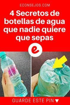 Agua embotellada   4 Secretos de botellas de agua que nadie quiere que sepas   La salud es más importante que la economía.