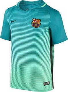 Nike Fcb et nK Dry stad jSY 3 - T-shirt ligne FC Barcelona f70da5ba924
