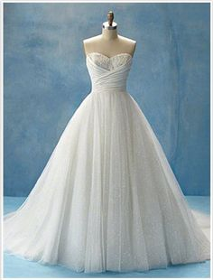 This will be my wedding dress. When I get older of course. (: