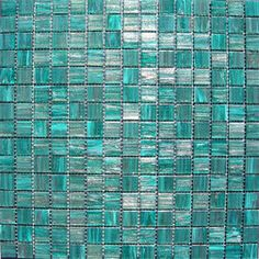 Pacifica Aventuri glass tiles from The Five Elements backsplash in wine service area