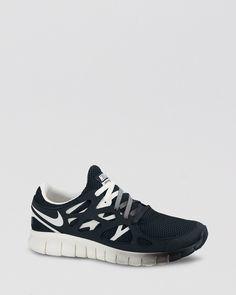 Nike Sneakers - Women's Nike Free Run+ 2