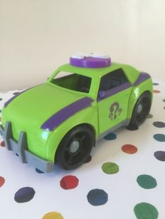 #Imaginext  #batman dc heroes #riddler car no figure,  View more on the LINK: http://www.zeppy.io/product/gb/2/122249774513/
