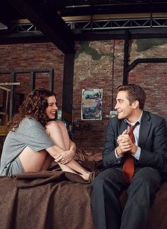 Love and Other Drugs, Jake Gyllenhaal, Anne Hathaway
