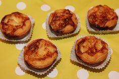 Mini tartelettes à la poire