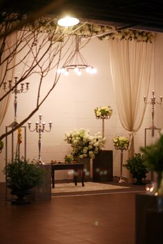 성북 안나비니 신부대기실