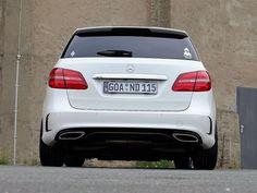 Mercedes-Benz B-Klasse Tuning: Bock auf die B-Klasse: Mercedes B 200 d als AMG B45 Edition1 - Auto der Woche - Mercedes-Fans - Das Magazin für Mercedes-Benz-Enthusiasten