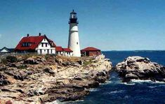 Top Ten Places to Visit In and Around Portland, Maine
