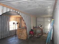 Shipping Container Sheds And Barns