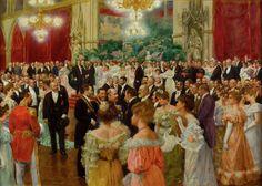 Vienna Municipal Ball - Wilhelm Gauser