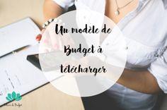 telechargement modele budget