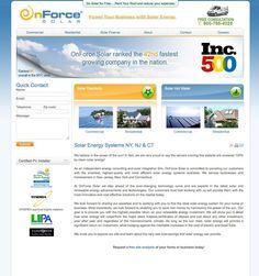 Brevemente sai o Novo Projecto OnForce Solar :))  http://www.onforcesolar.com/