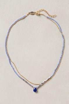 Double Vale Necklace