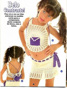croche nenas - Annie Mendoza - Álbuns da web do Picasa
