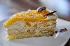Experimente aus meiner Küche: Pfirsich-Maracuja-Torte