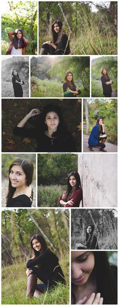Senior photography in Payson, Arizona East Verde River Fall Senior photography…
