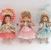 Dolls Dollhouse Dolls, Miniature Dolls, Dollhouse Miniatures, Teddy Bear Toys, Teddy Bears, Mini Doll House, Toddler Dolls, Dollhouse Accessories, Tiny Dolls