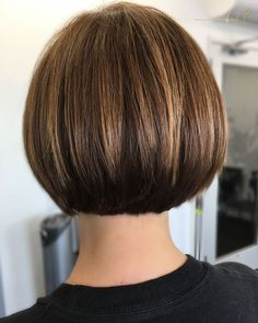 50 Chic Short Bob Hairstyles and Haircuts for Women in 2019 - With Hairstyle - women. - 50 Chic Short Bob Hairstyles and Haircuts for Women in 2019 – With Hairstyle – women. Bob Haircuts For Women, Bob Hairstyles For Fine Hair, Short Bob Haircuts, Hairstyles Haircuts, Layered Hairstyles, Haircut Bob, 2018 Haircuts, Haircut Short, Short Bob Cuts