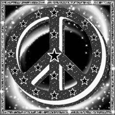 Peace Sign Gif ☮️