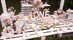 Grab your hat and your elegant mittens too; this stunning Secret Garden Birthday Party at Kara's Party Ideas will make your dreams come true! Dessert Table Birthday, Birthday Party Tables, Birthday Desserts, Dessert Tables, Birthday Ideas, Butterfly Birthday Party, Garden Birthday, Garden Theme, Party Garden