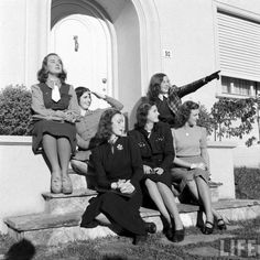 Montevideo, Uruguay. 1941