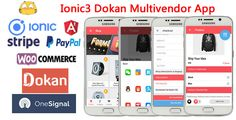 Ionic3WooDokanStore - Ionic3 Dokan Multi Vendor Woocommerce App . Ionic3 Dokan Vendor WooCommerce is an Ionic3 WooCommerce Multi Vendor Full Application based on Android and iOS. We create this app to easily connecting your WooCommerce(with Dokan plugin) website with hybrid mobile application (Android & iOS).