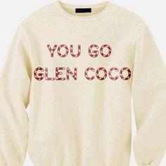 You go Glenn Coco