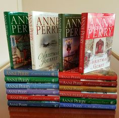 Anne Perry Hardcover Christmas Series Stories Novels Book Lot Set 16 | eBay Christmas Books, Christmas Themes, Vintage Christmas, Christmas Gifts, Gifts For Mom, Great Gifts, World Of Books, Book Gifts, Vintage Gifts