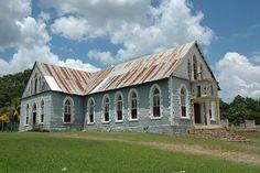 Church house, Jamaica.