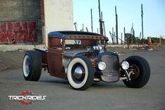 Rat Rod Cars, Hot Rod Trucks, Cool Trucks, Cool Cars, Semi Trucks, Big Trucks, Rat Rod Pickup, Pickup Trucks, Truck Drivers