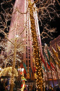 New York at Christmas. En Navidad New York es espectacular!!!!!!