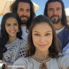 @Regrann from @rafaelxqueiroz - A externa de hoje foi assim!! #aterraprometida #ioná #eleazar #ines #finéias #Regrann @aterraprometida_oficial_
