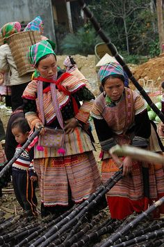 Bac Ha, Vietnam http://viaggi.asiatica.com/