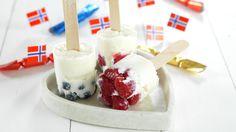 Yoghurtis oppskrift - MatStart