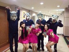 Perfume & Man with a mission
