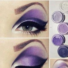 Latest Eye Makeup 2013 | V Luv Fash!on