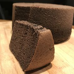 Chocolate Banana Chiffon – Jeannietay's Blog Chocolate Chiffon Cake, Chocolate Sponge Cake, Bolo Chiffon, Orange Sponge Cake, Polish Recipes, Polish Food, Ogura Cake, Easy Pound Cake, Cotton Cake