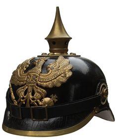 GERMAN Prussian Otto Von BISMARCK 18th 19th Century PICKELHAUBE HELMET ARMOR New